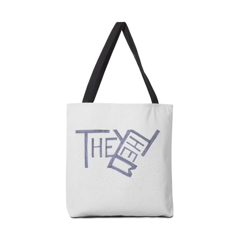 They/Them Accessories Tote Bag Bag by Cruel Valentine