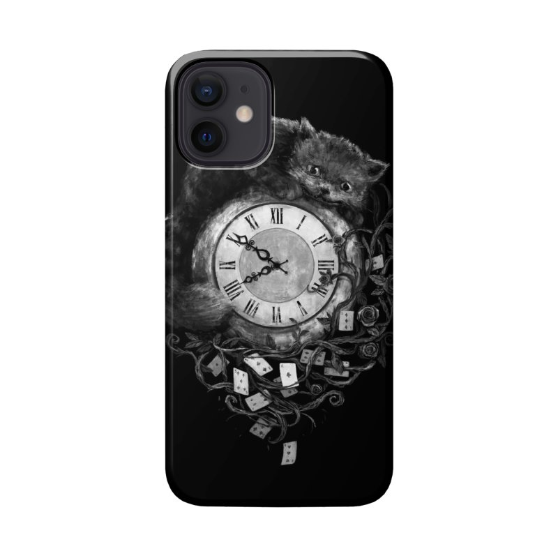 Time in Wonderland Accessories Phone Case by crumblincookie's Artist Shop