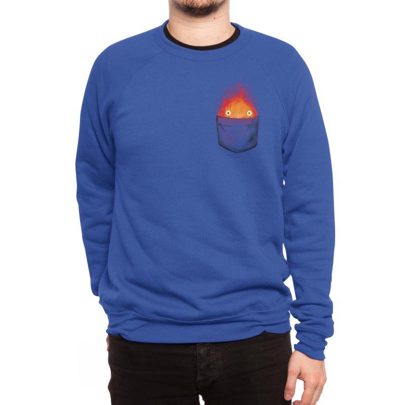 Personal Fire Demon Men's Sweatshirt by crumblincookie's Artist Shop