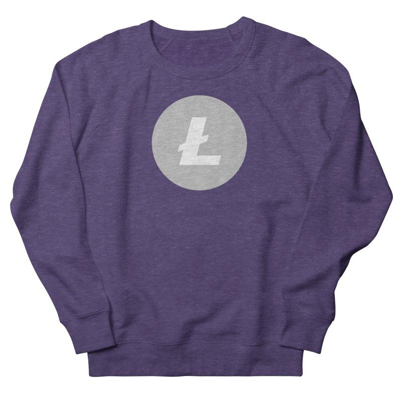 Litecoin Women's Sweatshirt by Crypt0 Clothing Shop