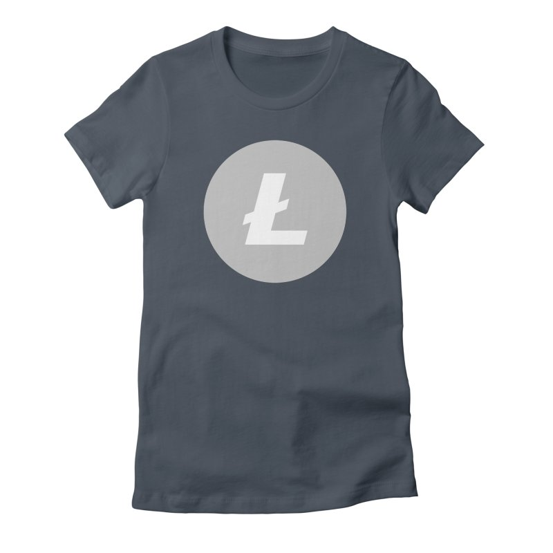 Litecoin Women's T-Shirt by Crypt0 Clothing Shop