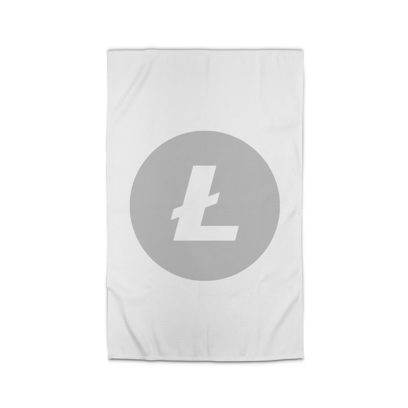 Litecoin Home Rug by Crypt0 Clothing Shop