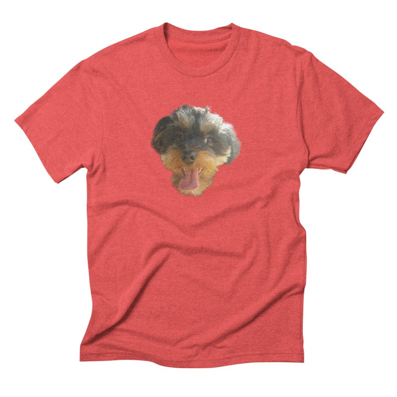 I Love Wallace Men's Triblend T-Shirt by Crypt0 Clothing Shop
