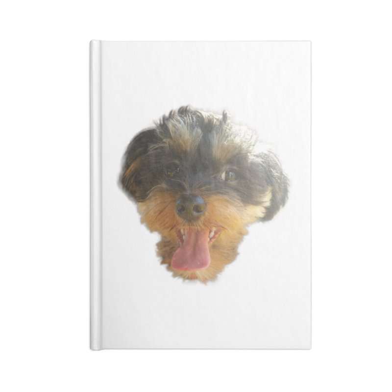 I Love Wallace Accessories Lined Journal Notebook by Crypt0 Clothing Shop