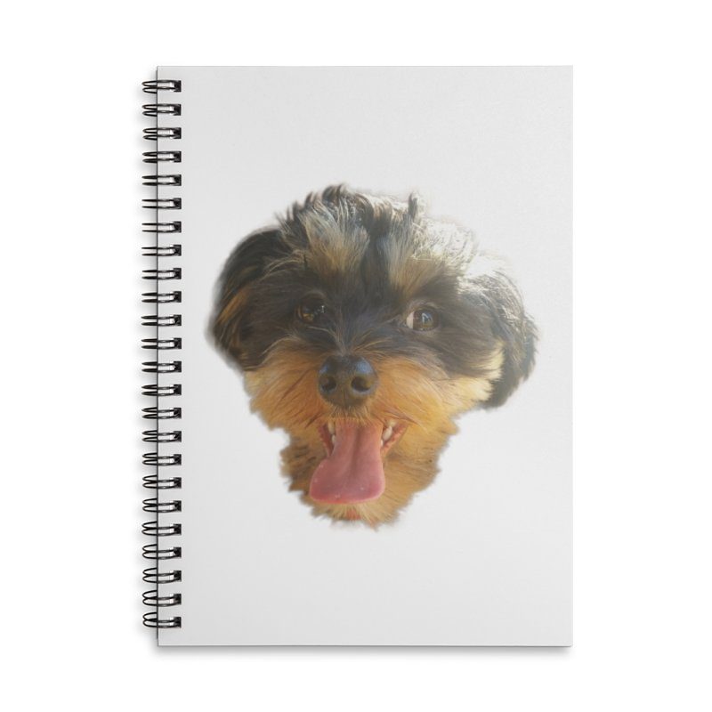 I Love Wallace Accessories Lined Spiral Notebook by Crypt0 Clothing Shop