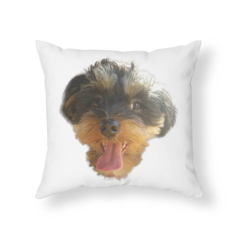 I Love Wallace Home Throw Pillow by Crypt0 Clothing Shop