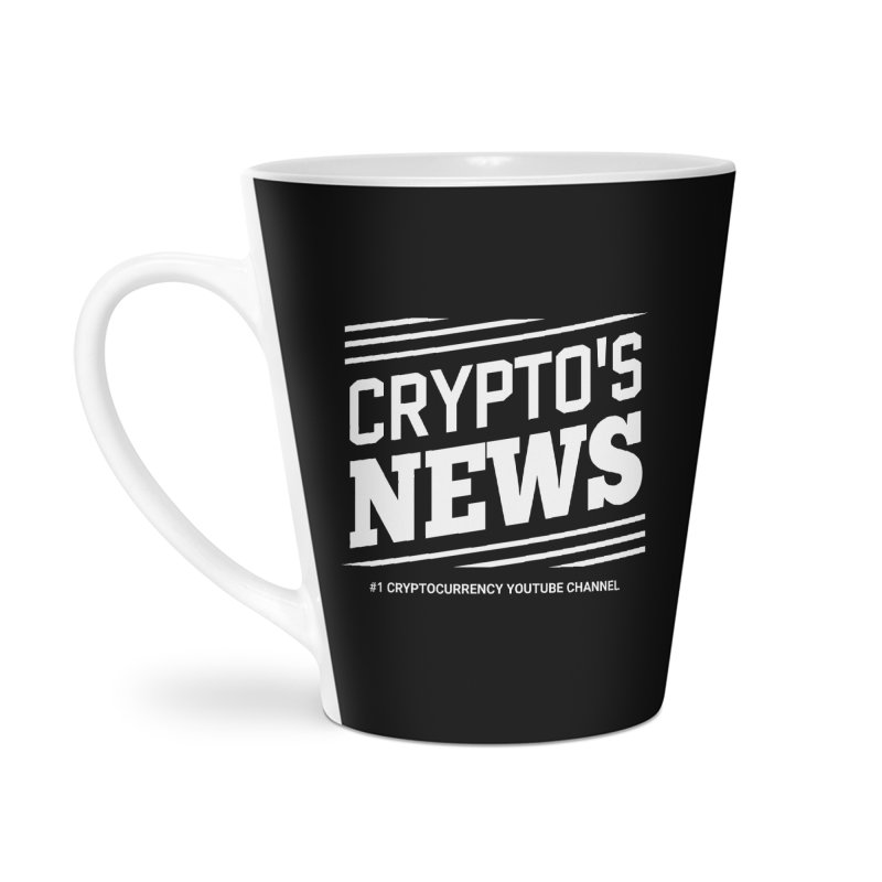 Crypt0's News Accessories Mug by Crypt0 Clothing Shop