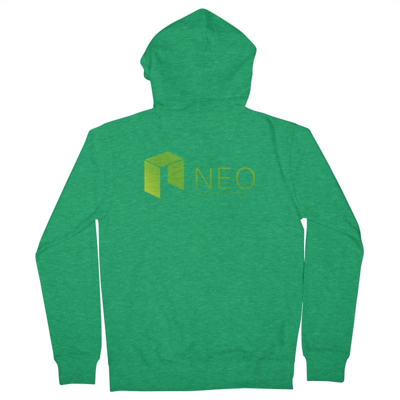 Neo Smart Economy Men's Zip-Up Hoody by cryptapparel's Artist Shop