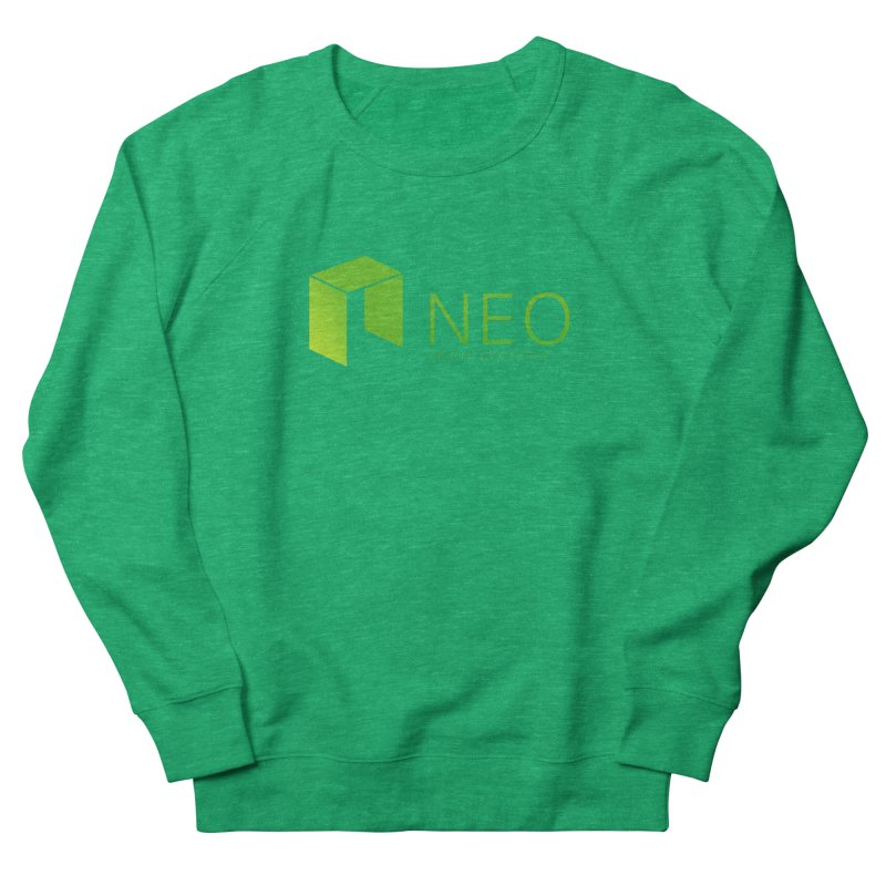 Neo Smart Economy Women's Sweatshirt by cryptapparel's Artist Shop