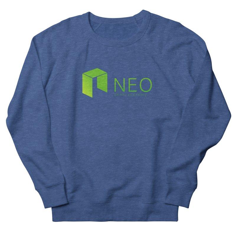 Neo Smart Economy Men's Sweatshirt by cryptapparel's Artist Shop