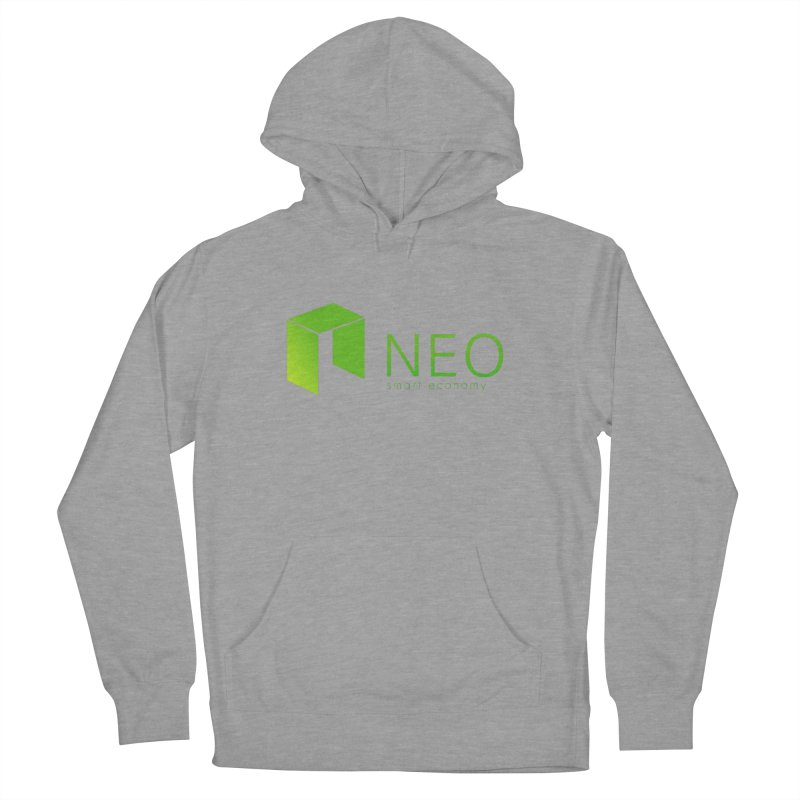 Neo Smart Economy Women's French Terry Pullover Hoody by cryptapparel's Artist Shop