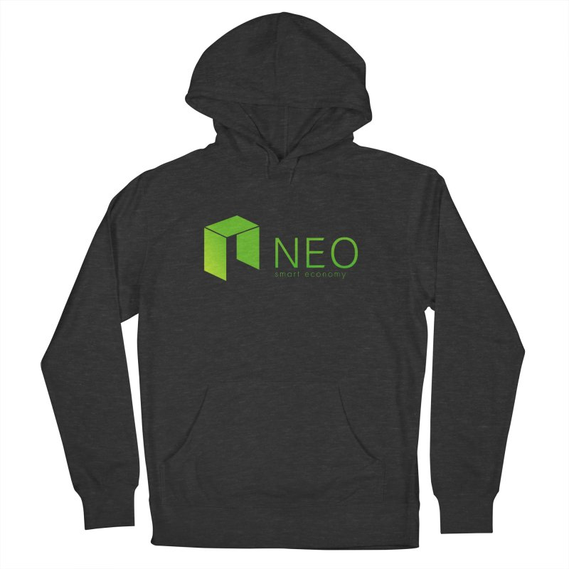 Neo Smart Economy Men's French Terry Pullover Hoody by cryptapparel's Artist Shop