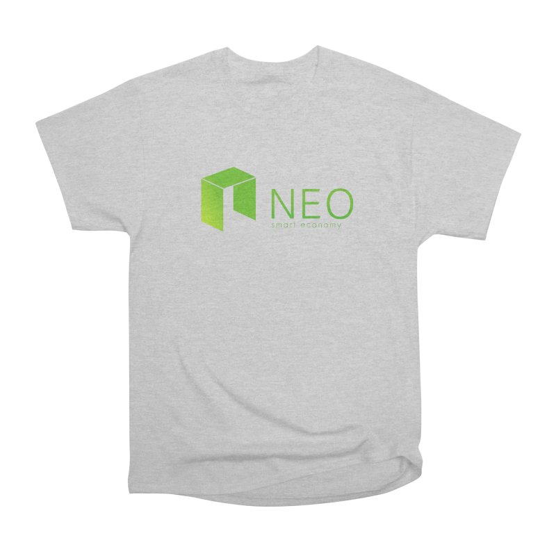 Neo Smart Economy Men's Heavyweight T-Shirt by cryptapparel's Artist Shop