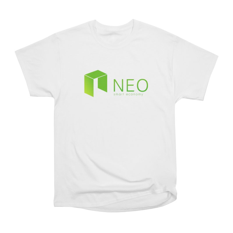 Neo Smart Economy Women's Heavyweight Unisex T-Shirt by cryptapparel's Artist Shop