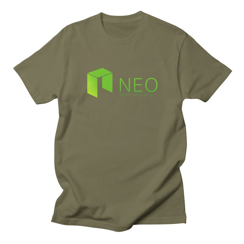 Neo Smart Economy Women's Regular Unisex T-Shirt by cryptapparel's Artist Shop