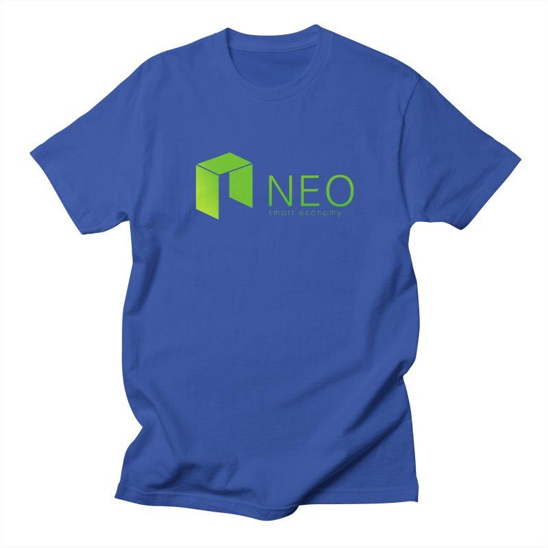 Neo Smart Economy Women's Regular Unisex T-Shirt by cryptapparel's Artist Shop