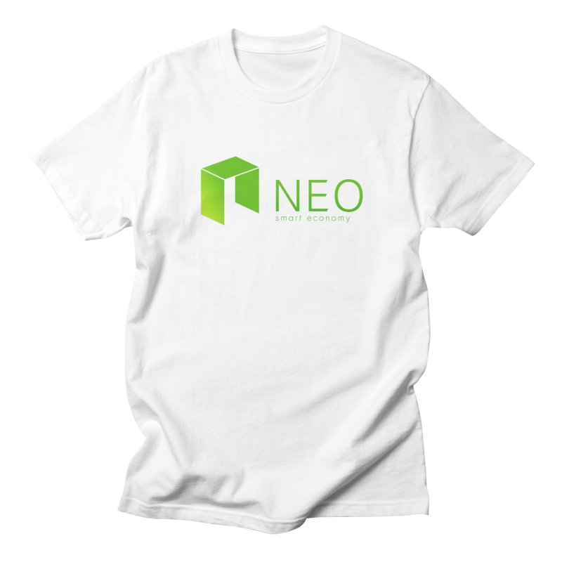 Neo Smart Economy Men's Regular T-Shirt by cryptapparel's Artist Shop