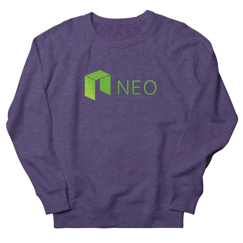 Neo Smart Economy Men's French Terry Sweatshirt by cryptapparel's Artist Shop