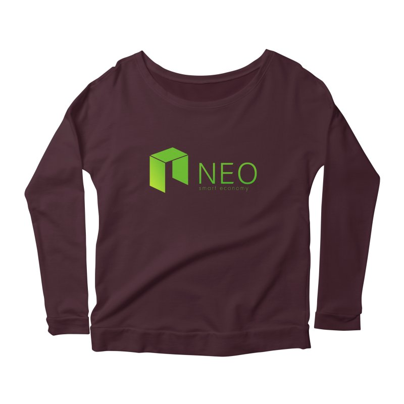 Neo Smart Economy Women's Longsleeve T-Shirt by cryptapparel's Artist Shop
