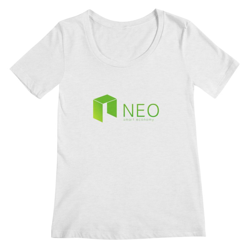 Neo Smart Economy Women's Scoop Neck by cryptapparel's Artist Shop