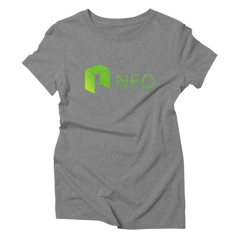 Neo Smart Economy Women's Triblend T-Shirt by cryptapparel's Artist Shop