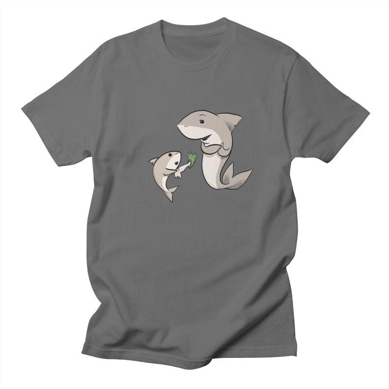 Sharks Men's T-Shirt by cryptopop's Artist Shop