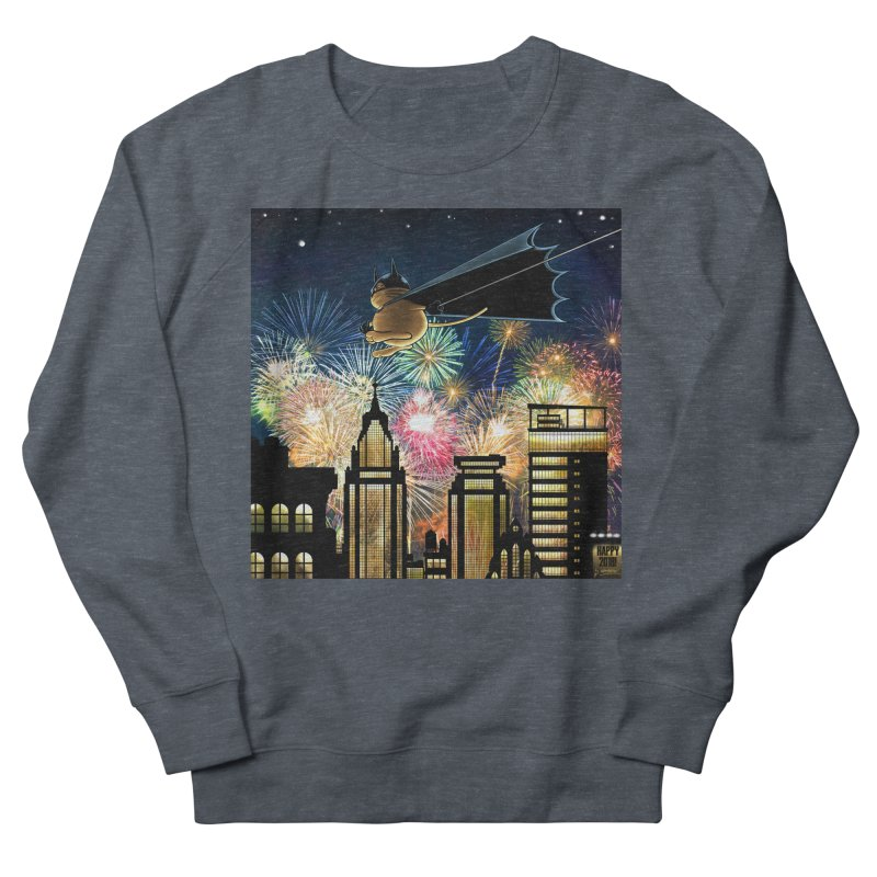 MoneroCat 2018 Women's French Terry Sweatshirt by cryptopop's Artist Shop