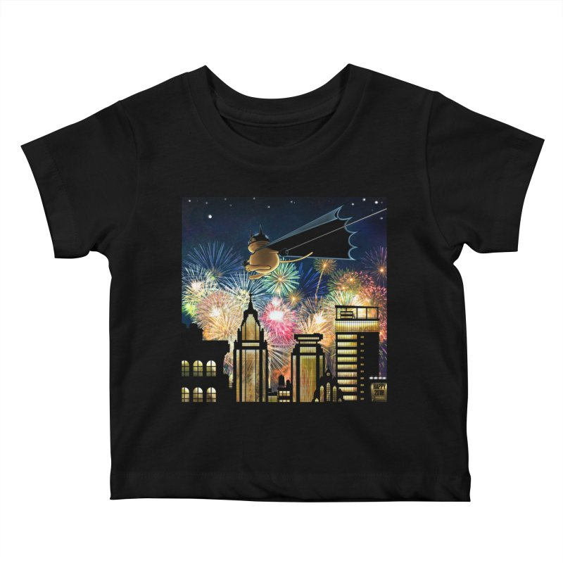 MoneroCat 2018 Kids Baby T-Shirt by cryptopop's Artist Shop