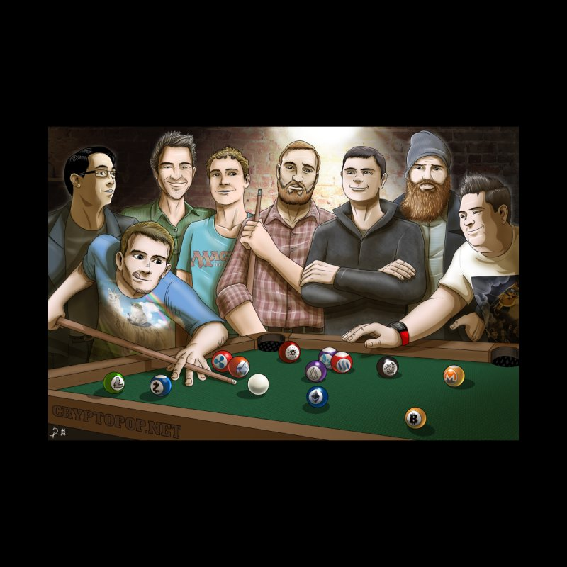 Alt Pool Men's T-Shirt by cryptopop's Artist Shop