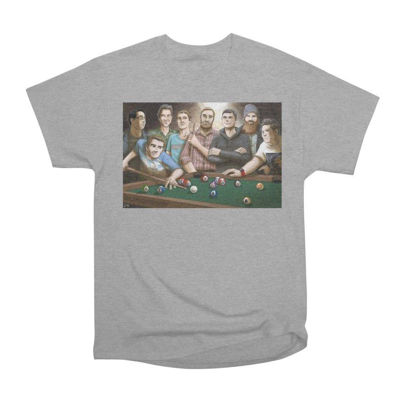 Alt Pool Men's Heavyweight T-Shirt by cryptopop's Artist Shop