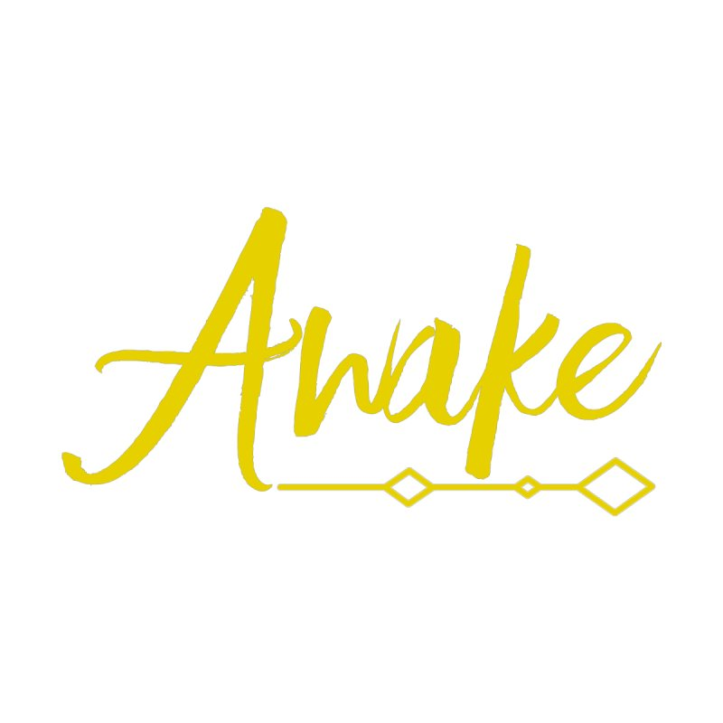 Awake Men's T-Shirt by Crystalline Light