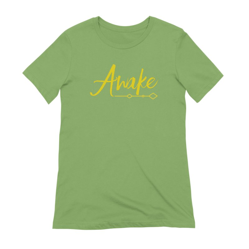 Awake Women's Extra Soft T-Shirt by Crystalline Light