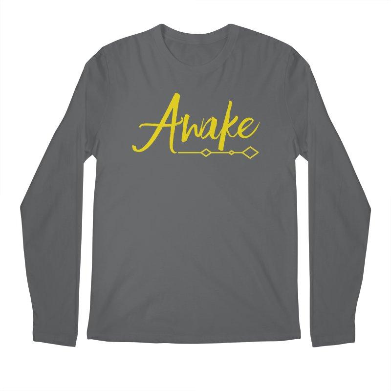 Awake Men's Longsleeve T-Shirt by Crystalline Light