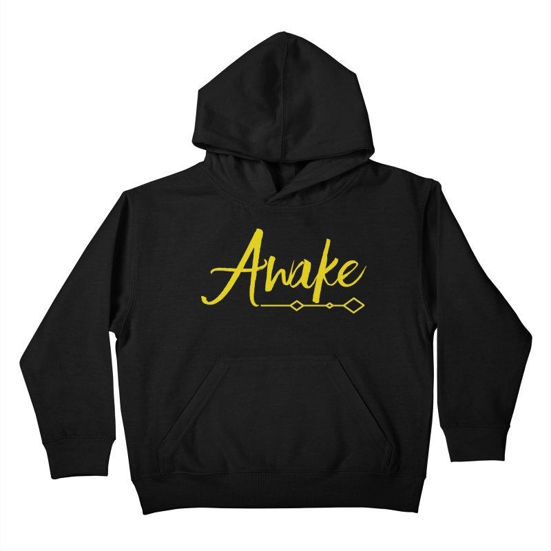 Awake Kids Pullover Hoody by Crystalline Light