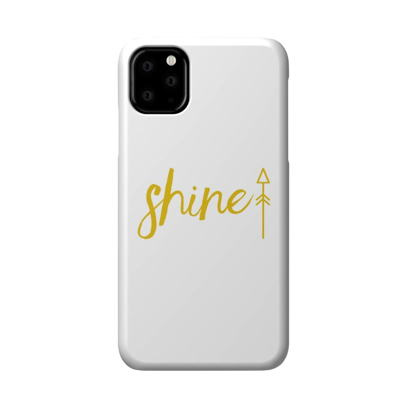 Shine Accessories Phone Case by Crystalline Light