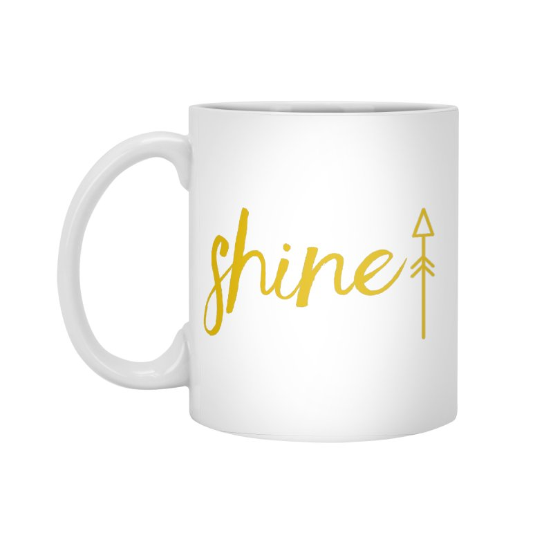 Shine Accessories Standard Mug by Crystalline Light
