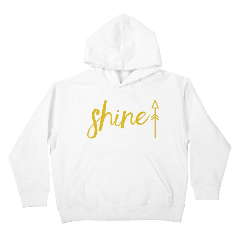 Shine Kids Pullover Hoody by Crystalline Light