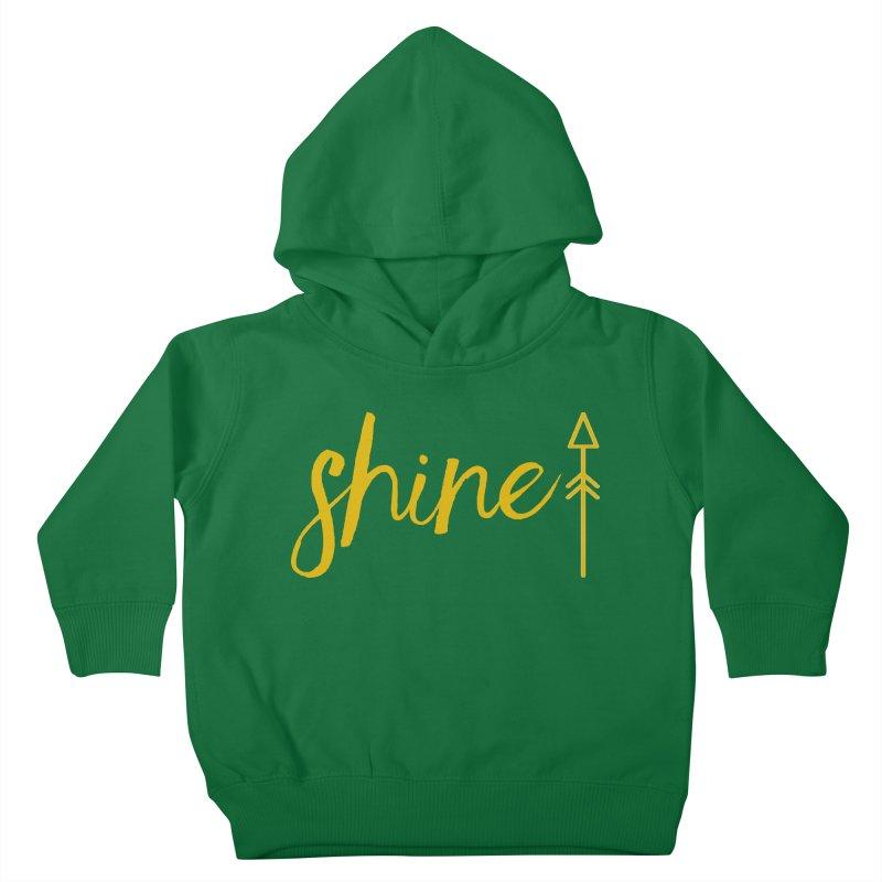 Shine Kids Toddler Pullover Hoody by Crystalline Light