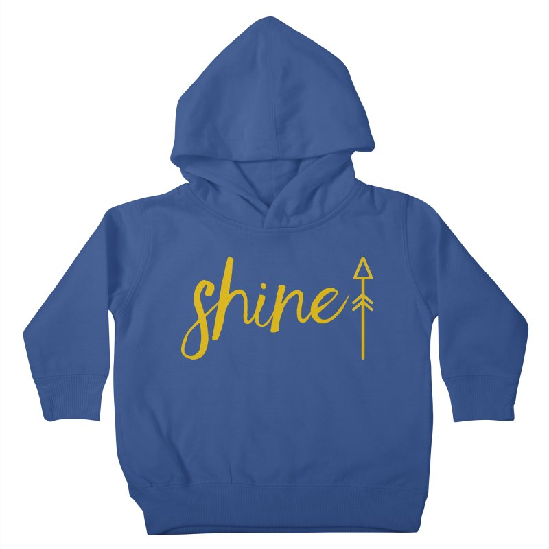 Shine Kids Toddler Pullover Hoody by Crystalline Light