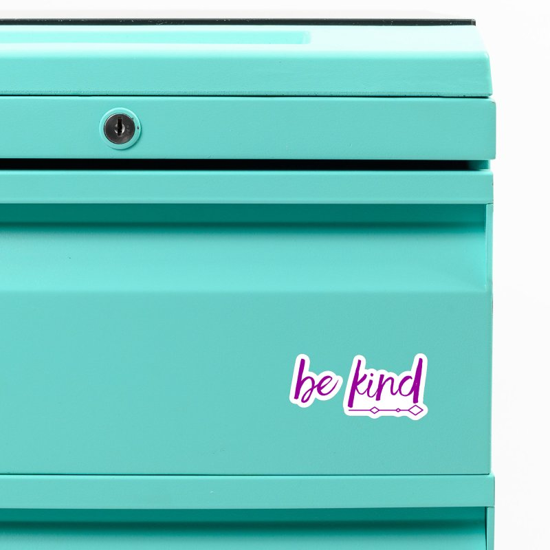 Be Kind Accessories Magnet by Crystalline Light