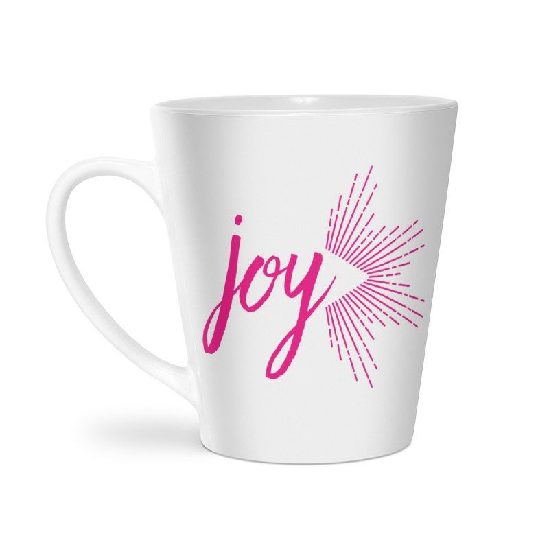 Joy Accessories Latte Mug by Crystalline Light