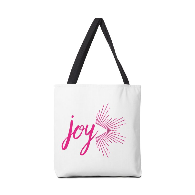 Joy Accessories Tote Bag Bag by Crystalline Light