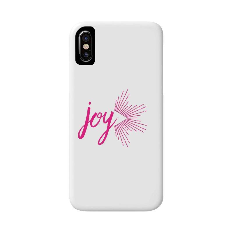Joy Accessories Phone Case by Crystalline Light