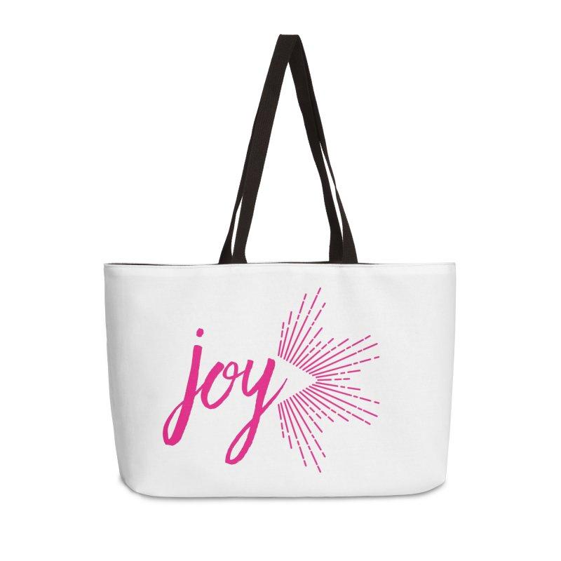 Joy Accessories Weekender Bag Bag by Crystalline Light