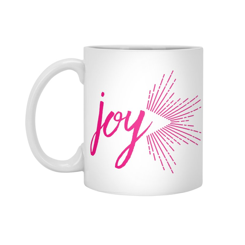 Joy Accessories Standard Mug by Crystalline Light
