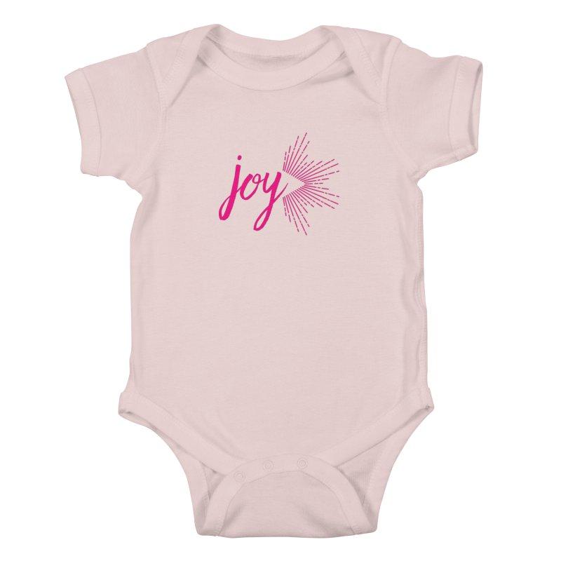 Joy Kids Baby Bodysuit by Crystalline Light