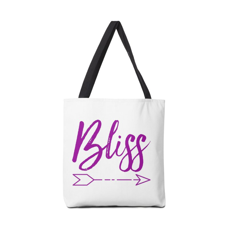 Bliss Accessories Tote Bag Bag by Crystalline Light