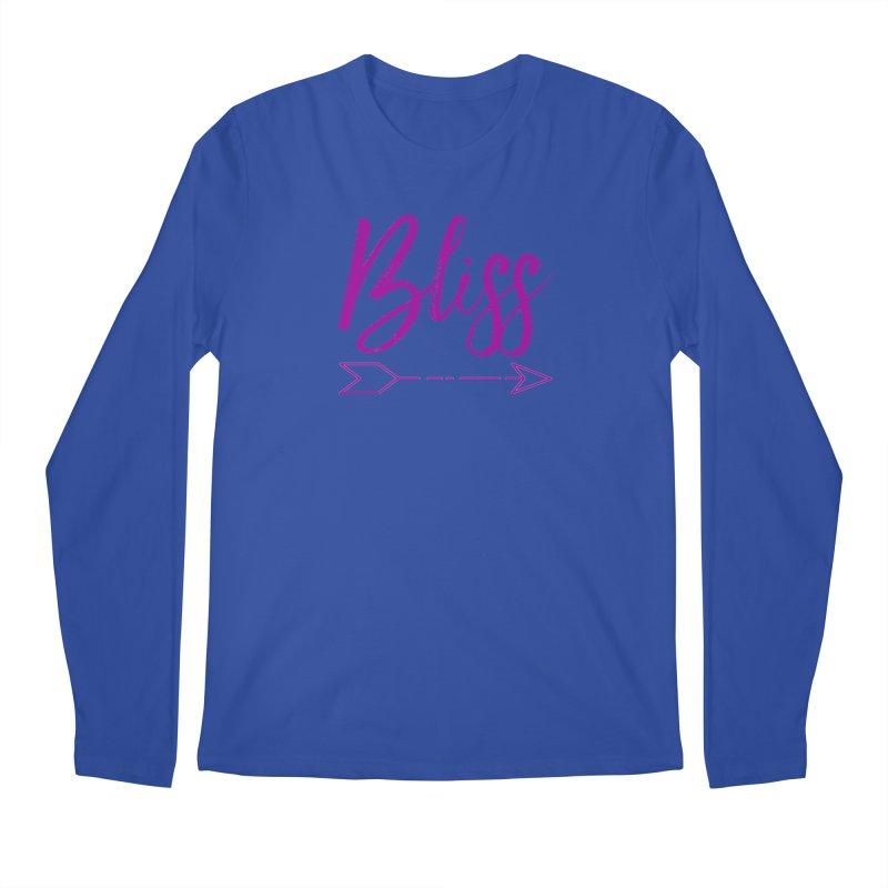 Bliss Men's Regular Longsleeve T-Shirt by Crystalline Light