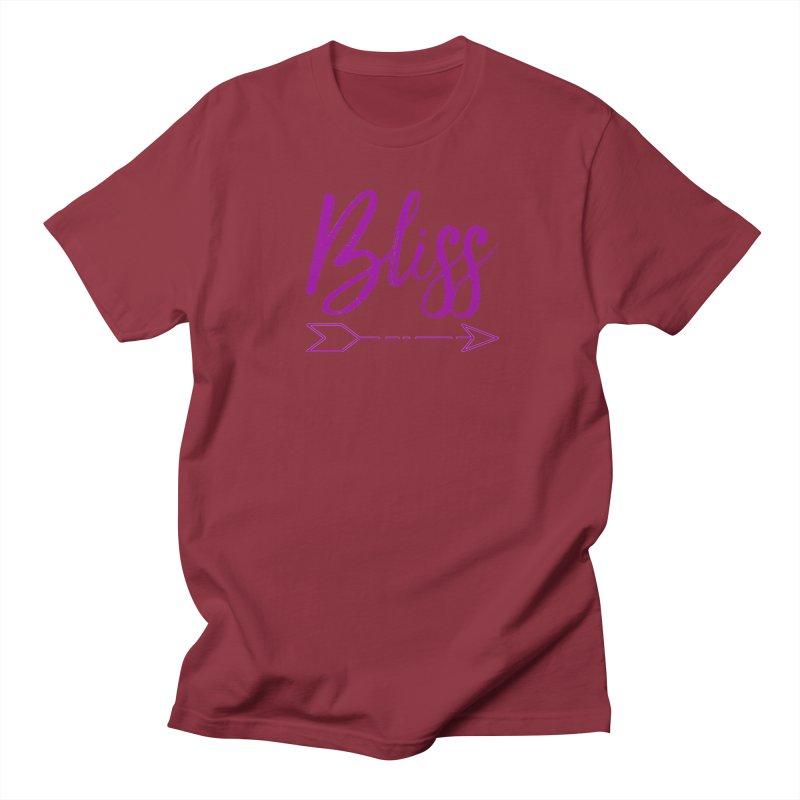 Bliss Men's Regular T-Shirt by Crystalline Light