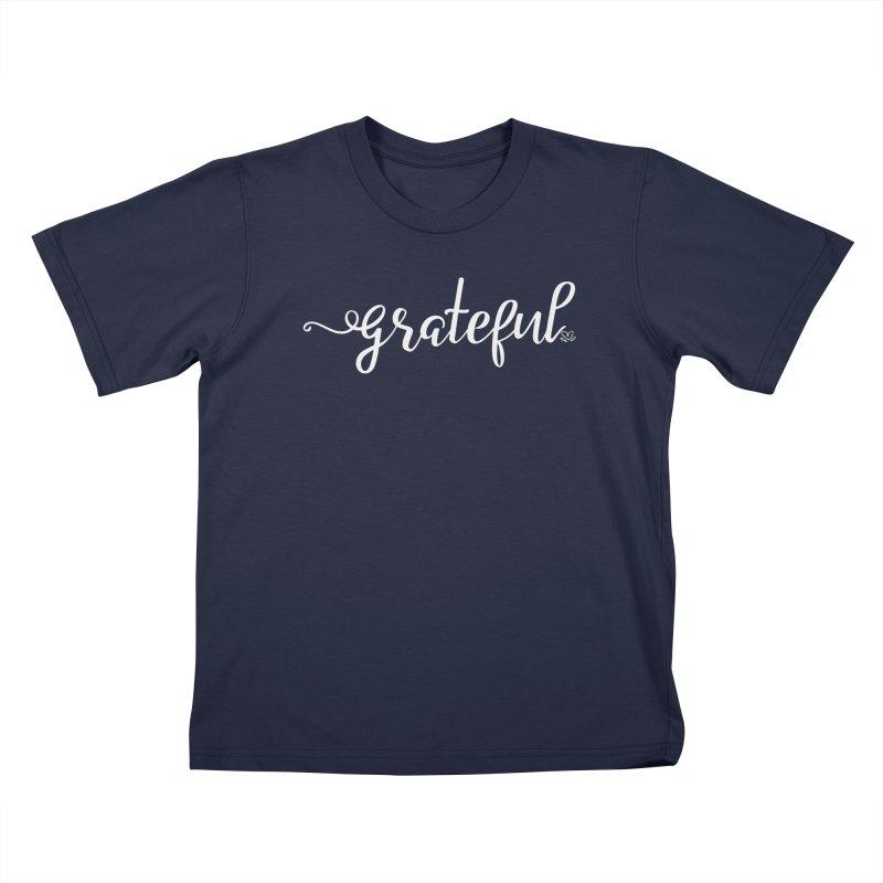 Grateful Kids T-Shirt by Crystalline Light